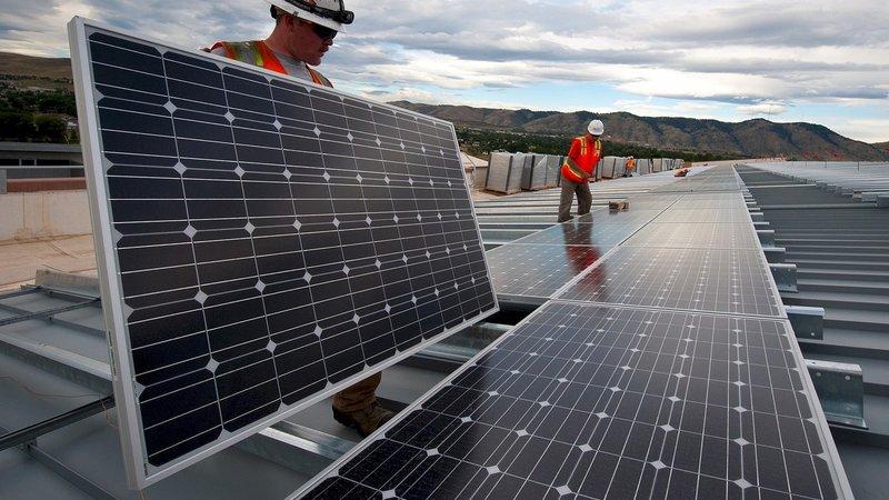 zonnepark aanleg