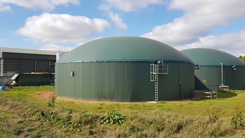 Biogas Services, Groen gas, Vergisting
